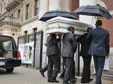 Mourners Gather for Funeral of 4-Year-Old Boy Killed in Bronx