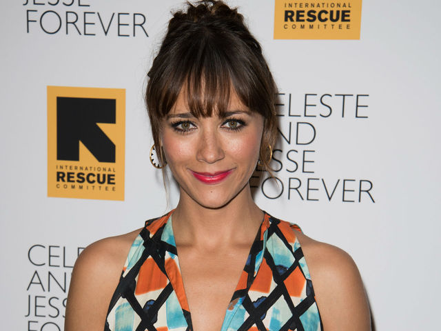 Rashida Jones at the screening of