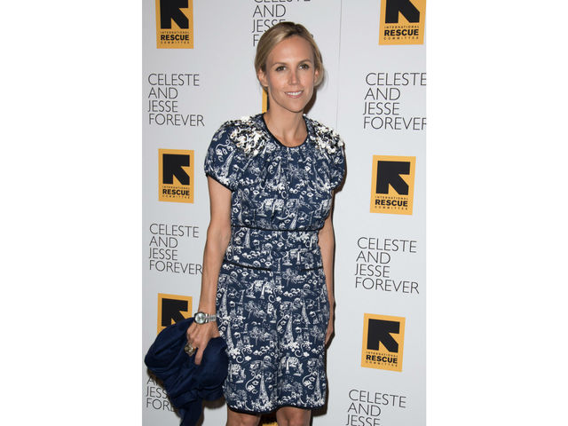 Tory Burch at the screening of