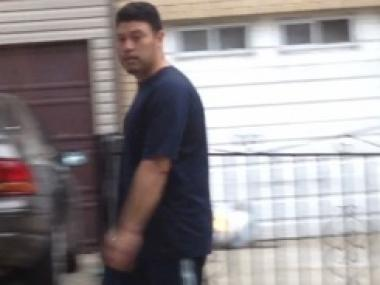 This man is wanted for allegedly exposing himself to a woman in Woodside, Queens.
