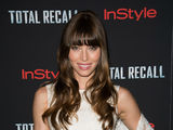 Jessica Biel Brings 'Total Recall' to New York