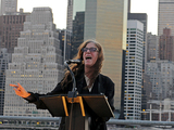 Patti Smith Shares Poetry, Recalls Big Apple Roots at Brooklyn Reading