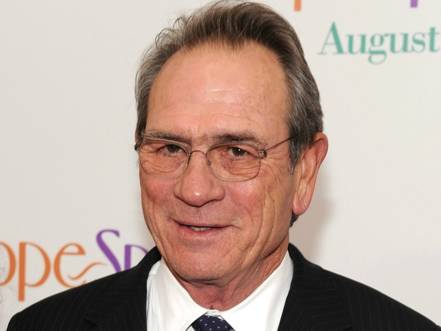 Tommy Lee Jones attends the premiere of