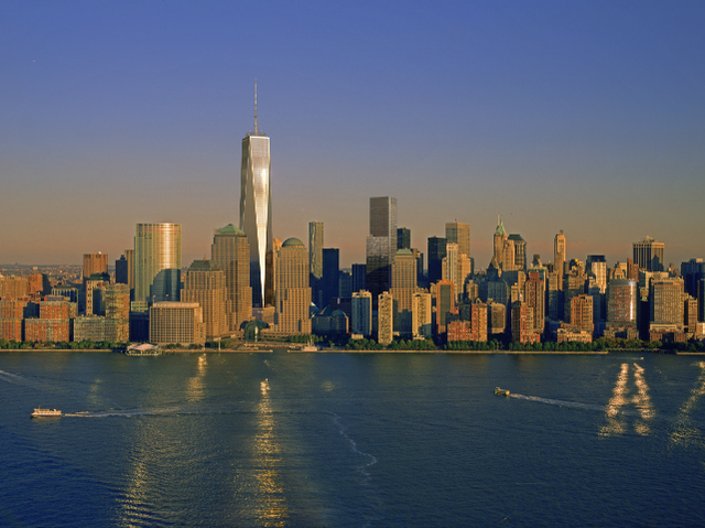 One World Trade Center has already become a prominent feature of the city's skyline.