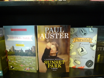 Paul Auster is on the roster for the 2012 Brooklyn Book Festival.