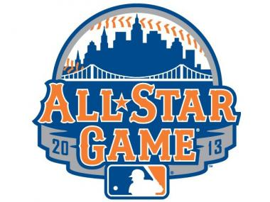 The official 2013 MLB All-Star Game logo.