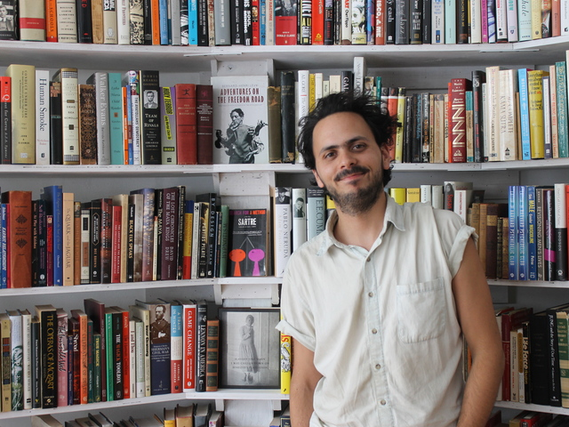 <p>Matthew Winn, owner of Molasses Books, said he wrote the realtor handling marketing for Bushwick&#39;s future mall and asked him to rent only to local businesses and to &quot;avoid homogenous national chains.&quot;</p>