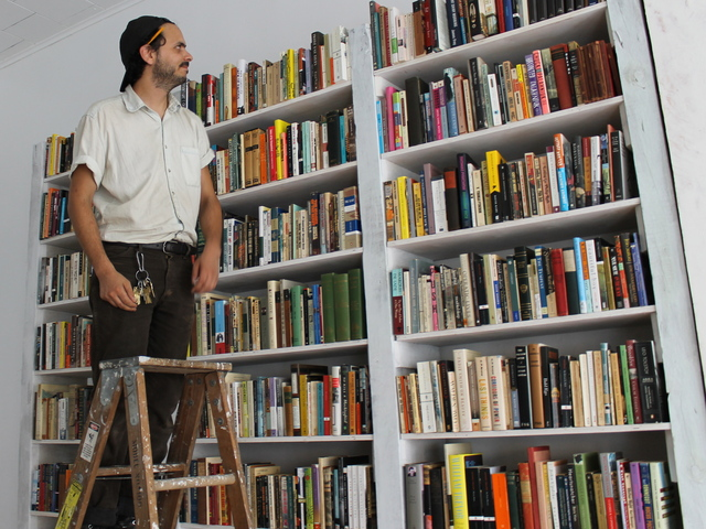 Molasses Books and Human Relations bookstore are opening within eight blocks of each other.