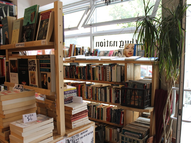 Book Thug Nation's owners are opening a second store on Flushing Avenue this weekend.