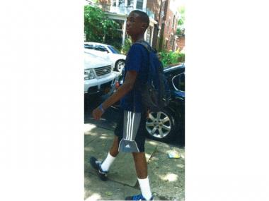 A 24-year-old woman snapped a photo of this teenager, who allegedly groped her as she walked on Maple Street Sunday afternoon, Aug. 12, 2012, the NYPD said.