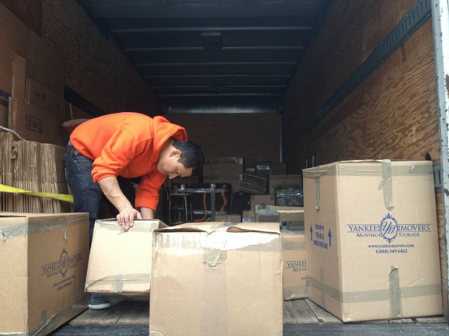 Moving experts, like Yankee Movers (pictured), say that low prices are usually too good to be true.