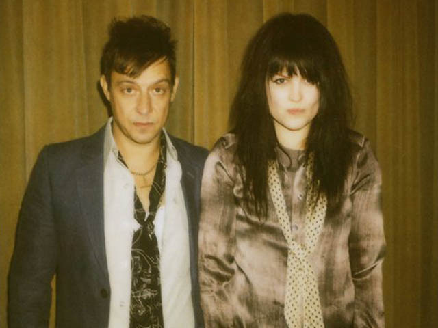 The Kills are bringing their dark, minimalist indie rock sound to the city for a free show at Pier 63 on Saturday.