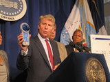 Manhattan DA Announces New High-Tech Lab to Fight Cybercrime