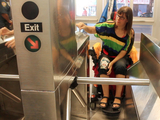 Wheelchair User Fights the MTA Over Subway Platform Gaps