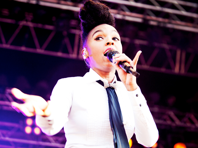 Janelle Monae will perform at the AfroPunk festival on August 25.