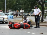 Man Dies After Crashing Motorcycle Into Tree in the South Bronx