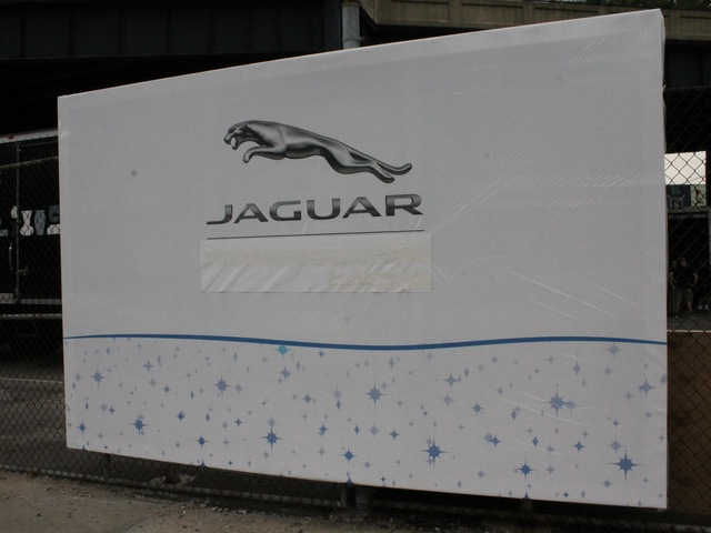 Jaguar is bringing a winter wonderland to Chelsea.