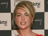 Kate Upton, Kelly Osbourne Go High-Tech at Samsung Tablet Unveiling