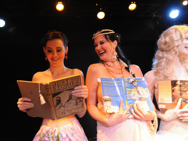 Hazel Honeysuckle, Runaround Sue and Galatea