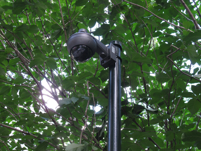 The trustees of Gramercy Park have installed security cameras around the park in the wake of an attempted robbery at 38 Gramercy Park.