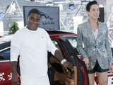 Johnny Weir, Tracy Morgan Usher In Early Winter at the High Line