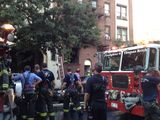 Police Lock Down Fire-Ravaged Inwood Building After Reports of Looting
