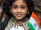 Thousands Honor Indian Freedom from British Rule in Midtown