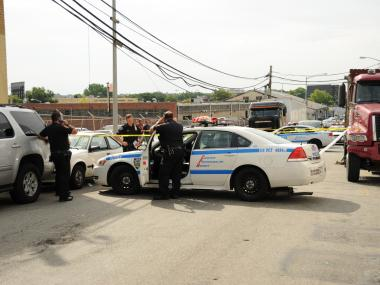 A man was struck by a vehicle and killed near the BQE Aug. 20. Police identified the victim as Thackoo Hargobin, 52.
