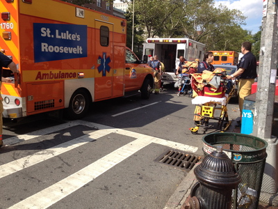 <p>A small group of New York City EMTs and paramedics, led by former FDNY EMT Walter Adler, are working to create the first citywide advocacy organization for emergency medical workers.</p>