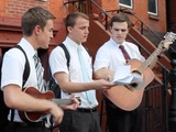 Mormon Missionaries Focus on Williamsburg