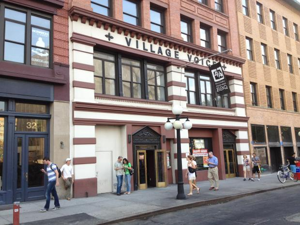Village voice leaving cooper sq as grace church school for Coopers east village