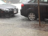 Torrential Downpours Soak New York City