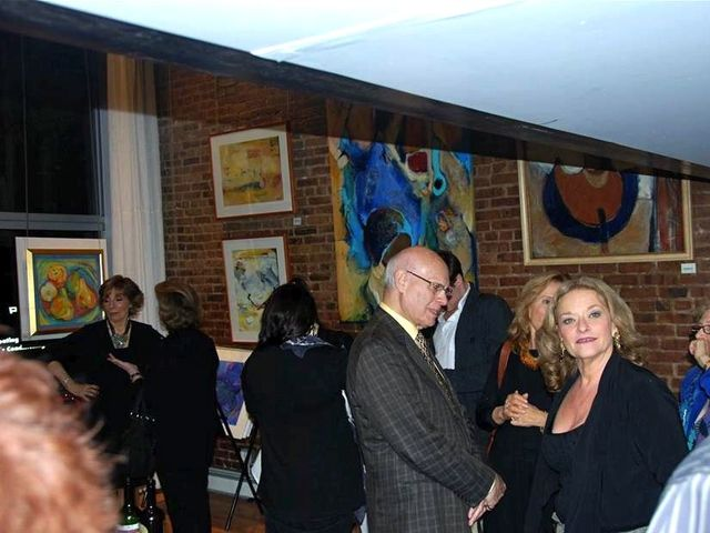 SPaCe Architects has held numerous art shows in its storefront office.
