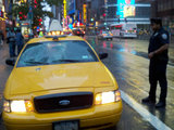 Man Struck, Injured by Taxicab Near Port Authority