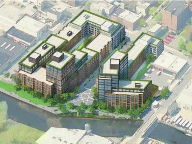 Gowanus Grove may be pushed out of its current location to make way for a 700-unit rental building.