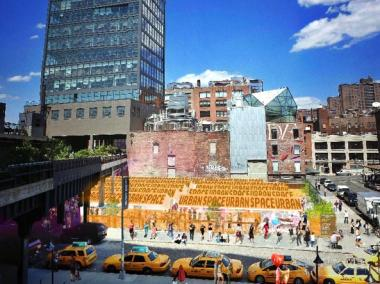 UrbanSpace Meatpacking will have space for more than 60 food vendors and retailers