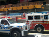 Construction Worker Falls From 3 World Trade Center