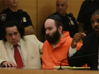 Levi Aron was sentenced to 40 years to life in the kidnapping and murder of Leiby Kletzky on Wednesday, Aug. 29, 2012.