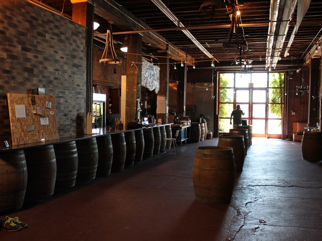 Red Hook Winery offers tastings every Saturday and Sunday from 12 to 4 p.m.