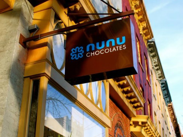 Nunu Chocolates is setting up shop in All Good Things, the new food court at 102 Franklin St. in TriBeCa.