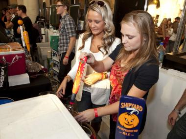 DNAinfo.com New York has you covered by bringing you the top Oktoberfest parties in the borough.
