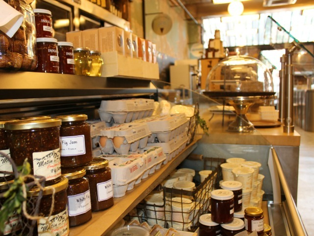 Cavaniola's, from Sag Harbor, will offer eggs, international cheeses, cured meats and jams at All Good Things.
