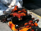 Cellos and Violins Thrown Out With Trash at Hunter College High School