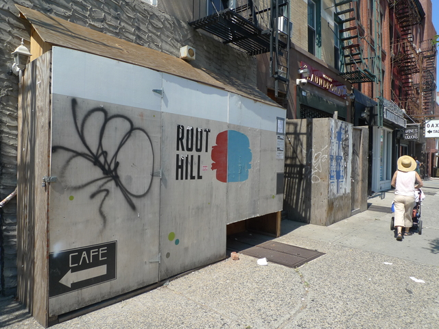 Root Hill Burger on Fourth Avenue between President and Carroll Streets will serve nine burgers and sides.