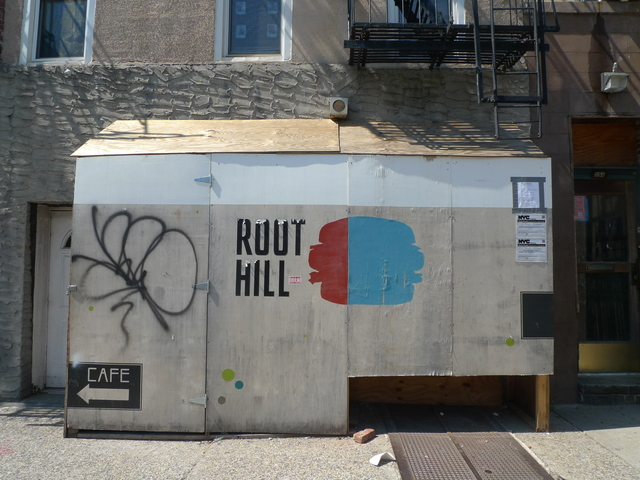 Root Hill Burger on Fourth Avenue between President and Carroll Streets is scheduled to open Sept. 14, 2012.