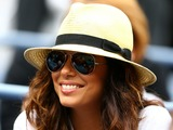 Eva Longoria Scores at US Open After Stepping Out with Jets' Mark Sanchez