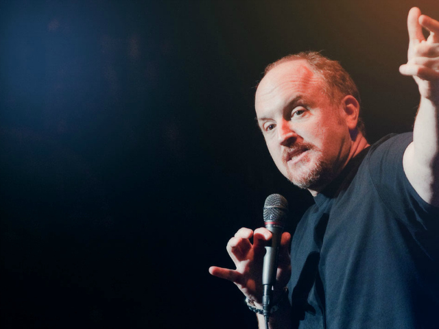 <p>Comedian Louis C.K. announced two benefit shows on Staten Island, with all profits to be donated to a local Hurricane relief fund, Nov. 12, 202.</p>