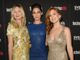 Kirsten Dunst, Isla Fisher and Lizzy Caplan Throw 'Bachelorette' Party
