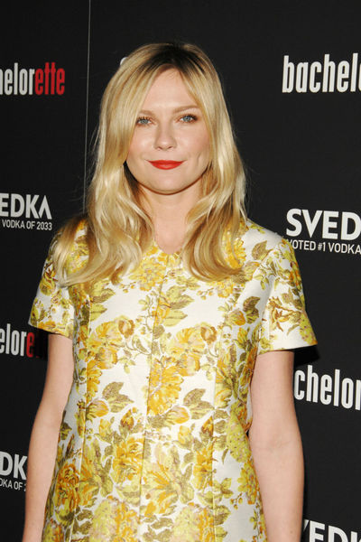 Kirsten Dunst wearing Stella McCartney at the premiere of