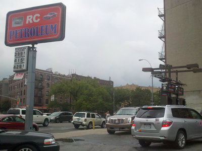 An attendant at RC Petroleum in The Bronx was fatally shot during a robbery Tuesday Sept. 4, 2012.